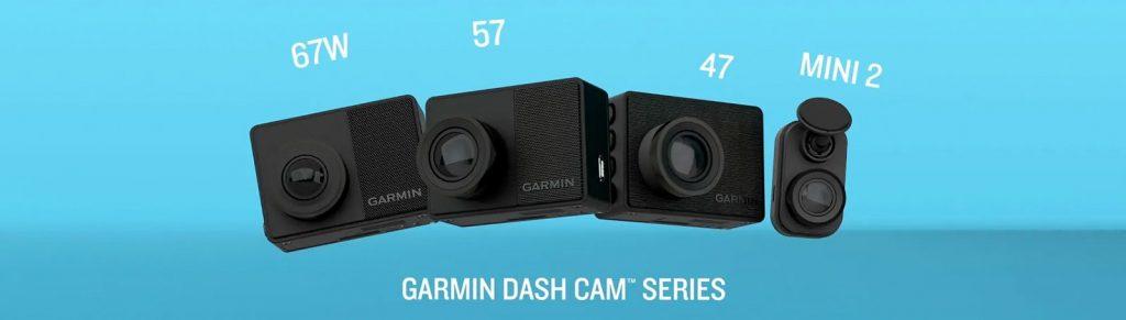 GARMIN Dash Cam series